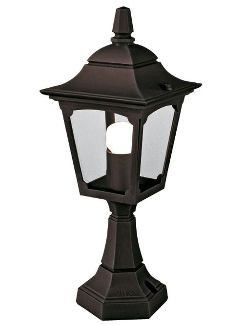 Светильник Elstead Chapel Mini Pedestal Lantern Black