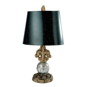 Светильник Flambeau Fleur de Lis Table Lamp
