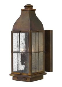 Светильник Hinkley Bingham 2Lt Medium Wall Lantern