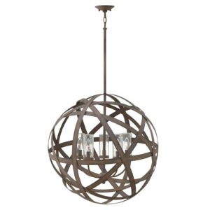 Светильник Hinkley Carson 5lt Outdoor Chandelier