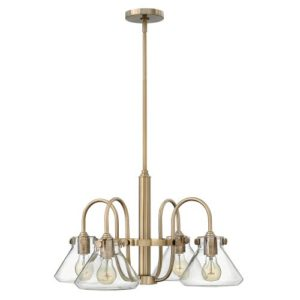 Светильник Hinkley Congress Clear Glass Chandelier