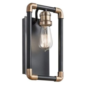 Светильник Kichler Imahn 1 Light Wall Sconce BK
