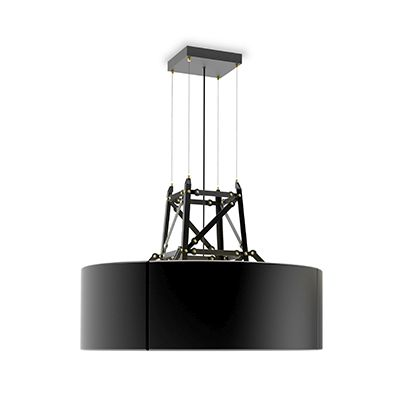 Светильник Moooi Construction Lamp Suspended L